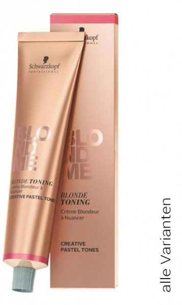 BlondMe Blonde Toning, 60 ml