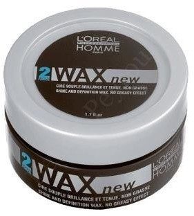 Loreal Homme Wax New 50 ml