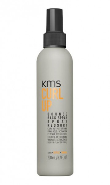 KMS Curlup Bounce Back Spray, 200 ml