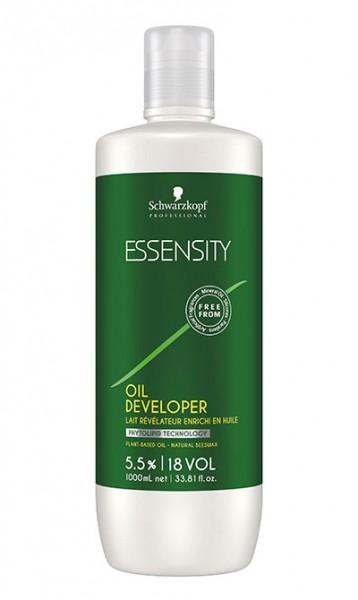 Schwarzkopf Essensity Oil Developer 5,5% 18Vol, 1000 ml