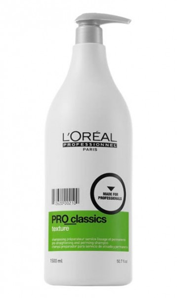 Loreal Optimiseure Pro Classics Shampoo Texture, 1500 ml