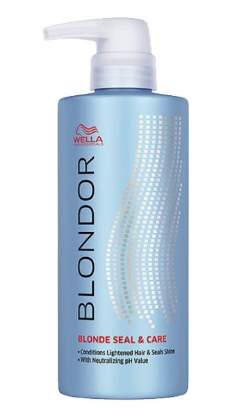 Wella Blondor Blonde Seal & Care, 500 ml