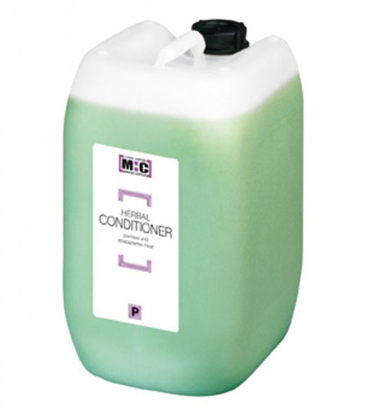 M:C Meister Coiffeur Herbal Conditioner, 5000 ml