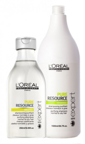 Loreal Pure Resource Balance Shampoo